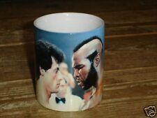 Rocky v Clubber Lang Mr T Great New Mug