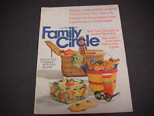 Family Circle Magazine July 1967 Basic Beauty Questions Privacy at Home M1730