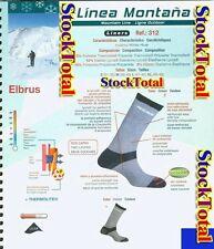 CALCETINES SOCKS ELBRUS ANTIAMPOLLAS 75% THERMOLITE T.M 36-40 AZUL C312 MU1