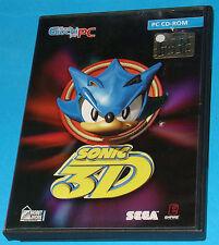 Sonic 3D - PC