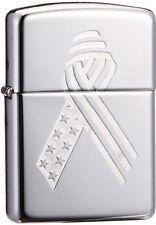 Zippo Choice Deep Laser Unity Ribbon Windproof Lighter 28367