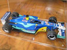 1:18 Sauber Petronas C21 H.H. Frentzen 2002 MINICHAMPS in showcase TOP