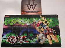 Official Yugioh Hobby League Yuma Tsukumo 2012 playmat