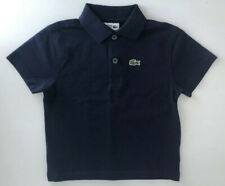 Boys Lacoste Polo Shirt Age 4 Years 100% Cotton