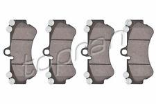 kit de plaquettes de frein avant PORSCHE Cayenne 9P3 VW Touareg 7LA 95535193905