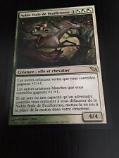 MTG MAGIC SHADOWMOOR WILT-LEAF LIEGE (FRENCH NOBLE FEALE DE FEUILLETERNE) NM