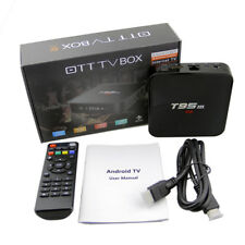 T95M Almogic S905X Quad Core Android 5.1 Smart TV BOX 2G 8G Media Players BL