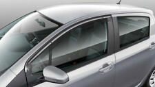 Genuine Toyota Yaris 5 door hatch Weathershield Pair (2005 - 2011)
