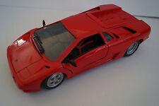 Maisto maqueta de coche 1:18 Lamborghini Diablo Rojo