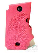 NEW Hogue Pink Rubber Pistol Grip for Sig Sauer P238 .380 ACP 38007