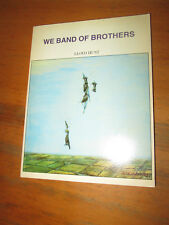 WE BAND OF BROTHERS Lloyd Hunt Canadian Fighter Pilots WW2 Unit History