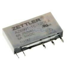 Feme CARLO GAVAZZI MZP a 002 52 05 électromagnétique relais 54,5V DC Bobine 1PCS
