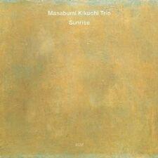 Masabumi trio Kikuchi-sunrise CD ++++++++ jazz ++++++++++ NEUF