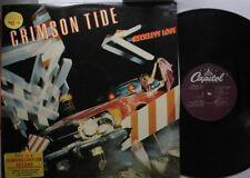 Rock Lp Crimson Tide Reckless Love On Capitol