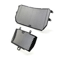 Motorcycle Radiator Guard Covering Covers Protector Protective For Yamaha MT-10 2016-2019