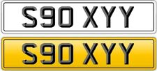 SEXY PRIVATE NUMBER PLATE STYLE MR-SEXY,GIRL FRIEND SEXI MISS SEXY -REG S90 XYY