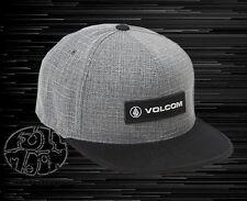 New Volcom Boxit Mens Snapback Cap Hat