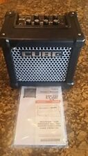 Roland Micro Cube Battery Powered Guitar Amplifier | M-CUBE-GX with 8 DSP Eff...