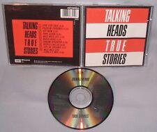 CD TALKING HEADS True Stories MINT JAPAN