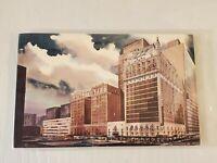 Texas TX Dallas Hotel Adolphus Postcard Old Vintage Card View Standard Souvenir
