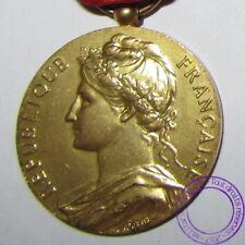 Médaille du Ministère du Travail Sécurité Sociale, graveur Borrel remise de 1959