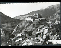 CHATEAU-QUEYRAS (05) CHATEAU & VILLAS en 1953