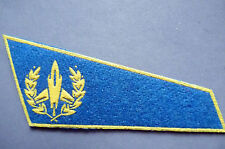Ukraine Ukrainian Flash Berets Patch of the Air Force of Ukraine(New* 8.5x3.5cm)