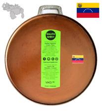 GauchogrillX® Budare Pre-Curado 12 (30cm) Hecho Venezuela Griddle Comal Tawa
