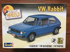 Revell Monogram First generation Volkswagen VW Rabbit plastic model kit 1/24