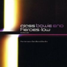 Philip Glass/DAVID BOWIE/Brian Eno-Low Symphony/Heroes Symphony 2 CD NEUF