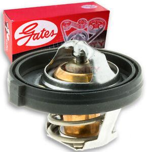 Gates 33849 Engine Coolant Thermostat for 11531485847 12T57E 14209 208 29209 pi
