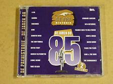 CD / DE PREHISTORIE DE JAREN 80 1985 - VOLUME 2