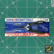 Tamiya Craft Tools 74067 Bending Pliers (for Photo-Etched Parts) FROM JAPAN