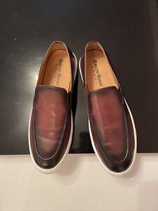 Designer Men Shoes Leather Size 10.5