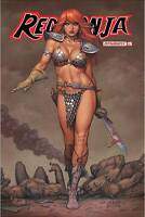 Red Sonja #20 Cover B Comic Book 2020 - Dynamite