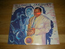 ILLINOIS JACQUET black velvet band LP Record - Sealed