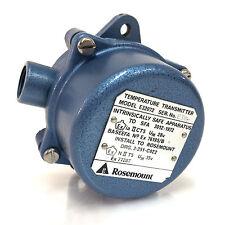 Temperature Transmitter E32072 Rosemount 0-P300 *New*