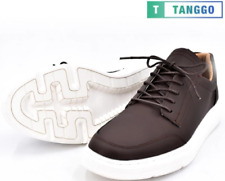 Tanggo Fashion Sneakers Men's Formal Leather Shoes TF-75 (coffee)