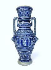 Krug  Vase mit Salzglasur Schweiz / Österreich um 1900