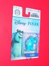 SULLEY  DS 9 NANO METALFIGS die cast mini figure  on Disney Pixar card