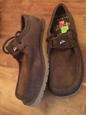 Quiksilver Shoes 6.5 New Loafers Surf Men's Ladies New