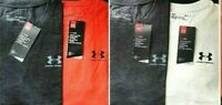 Men's Under Armour Heat Gear Training/Running Gym Sport Short Sleeve T-Shirt