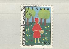 B9479 - ITALIA 1975 - GIORN. FRANCOBOLLO N. 1323 - MAZZETTA DA 100 - VEDI FOTO