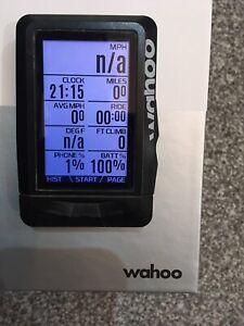 Wahoo Fitness ELEMNT GPS Bike Computer WFCC1