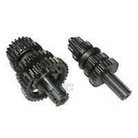 GEARBOX INPUT & OUTPUT SHAFT FOR Lifan 125cc PIT DIRT BIKE ATV