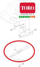 Toro Lawnmower Accessories Amp Parts For Sale Ebay
