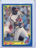 Joey Belle Rookie Card 1990 Score #508 Cleveland Indians