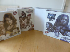 The Walking Dead No Sanctuary Board Game Complete Kickstarter Pledge + Lori!