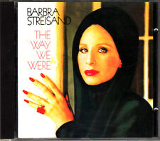 "CD ALBUM BARBRA STREISAND ""THE WAY WE WERE"""