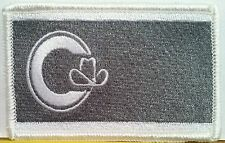 CALGARY CANADA Tactical Military Flag Embroidery Iron-On Patch MC Emblem #091